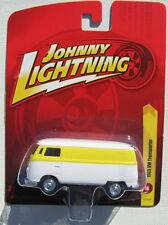 JOHNNY LIGHTNING FOREVER 64 R18 1965 VOLKSWAGEN TRANSPORTER Rubber Tires