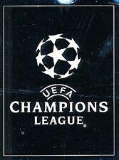 N°001 LOGO UEFA CHAMPIONS LEAGUE 2013 STICKER PANINI