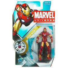Marvel Universe Wave 12 Action Figures: Ironman modular armor