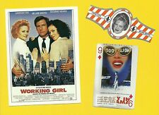 Melanie Griffith Fab Card Collection Working Girl Milk Money Movie Actress