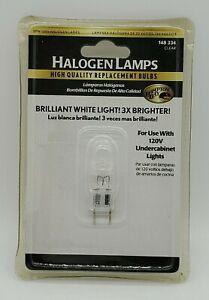 Hampton Bay Halogen Lamps Under Cabinet Light Bulb New NIP 148 334 20 Watt