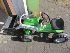 Kinder-Traktor : Big Jimmy Loader TrekkerBagger gebraucht NURSelbstabholer!!!