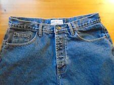 Stonewashed Mid Short 28L Jeans for Men