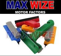 Car Windscreen Window Ice Scraper 3IN1 Squeegee Wipe Foam Sponge