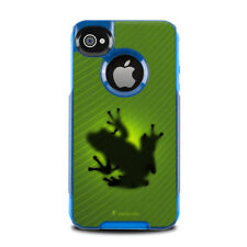 Skin for Otterbox Commuter iPhone 4 - Frog by Vlad Studio - Sticker Decal