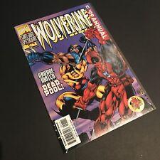 Wolverine Annual '99 - Deadpool Appearance