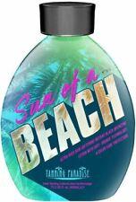 Tanning Paradise SUN OF A BEACH Instant Black Bronzing Lotion 13.5 oz