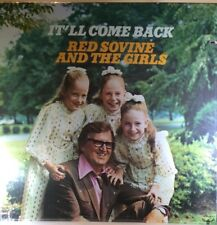 Red Sovine - It'll Come Back - Chart Records - 1974 - Vinyl - SEALED