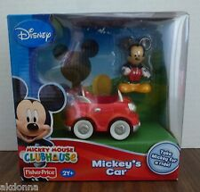 Disney Mickey Mouse Clubhouse Mickey's Car - Fisher Price