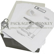 2000 x QUALITY A4 SHEETS OF INTEGRATED LABELS 110x60mm EBAY AMAZON POST PEEL OFF