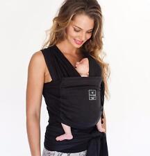 Brand New Hug-a Bub Baby Carrier/Baby Sling/Organic Cotton/Baby Wrap/Black