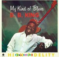 King- B.B.	My Kind Of Blues + 2 Bonus Tracks (New Vinyl)