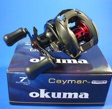 Okuma Ceymar LowProfile C-266WLX 6+1BB 6.6:1 54295 Baitcasting Fishing Reel LH