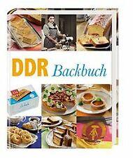DDR Backbuch von Hans und Barbara Otzen   Buch   Zustand sehr gut