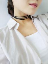 Vintage Fashion Velvet Charm Choker Necklace Gothic Punk Handmade Retro Jewelry
