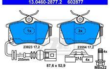 ATE Juego de pastillas freno Trasero para SEAT IBIZA VW POLO 13.0460-2877.2