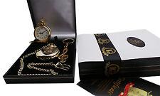 BUDDY HOLLY Signed Pocket Watch Music Note Keyring Luxury Gift Set 24k Gold Clad
