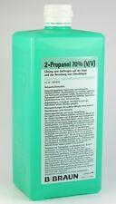 2-Propanol 70% 1 Liter (4,99€/l) Hautdesinfektion Händedesinfektion Isopropanol