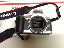 Canon EOS Rebel G / 500N 35mm SLR Film Camera Body Only Quartz Date
