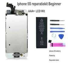 Iphone 5S LCD reparatie en upgrade kit - voor de beginner - Wit