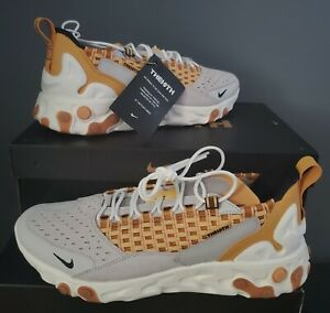 "NEW AUTHENTIC NIKE REACT SERTU ""'HONEYCOMB"" MEN'S  US 10"