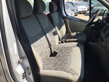 Renault Trafic II Opel Vivaro Nissan Primaster Bus Sitze Doppelsitzbank