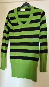 Caf Caf Long Sweater Jumper Dress Size M