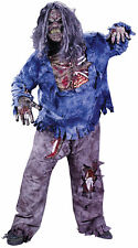 Zombie Mummy Gothic Costume Knee Bones Halloween Dress Up Funworld Plus Size