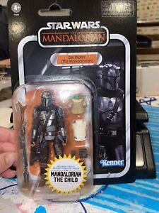 STAR WARS VINTAGE COLLECTION VC177 THE MANDALORIAN DIN DJARIN w/ CHILD