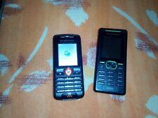2 Mal Sony Ericsson W200i & K330 (Ohne Simlock)