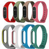 Replacement Wristband Metal Buckle Watchband Strap For Xiaomi Mi Band 2