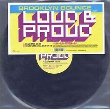 """Brooklyn Bounce Loud & proud (Club, 2002) [Maxi 12""""]"""
