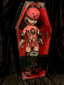 Living Dead Dolls Variant Lulu Resurrection Series 2 Res Skates sullenToys