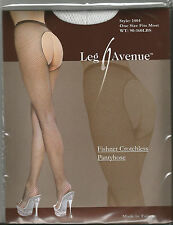 Leg Avenue Crutchless Everyday Tights for Women
