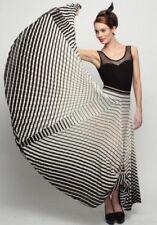 NEW Anthropologie Stripe Casaval Maxi Skirt Size 6 Petite