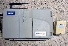 HME Wireless IQ COM 6000 Drive-Thru Intercom Base Station K26682-1 Rev R