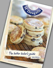 McDougalls Better Baker's Guide Recipe Book 35th Edition direct from publisher