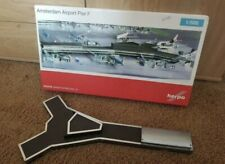 New Herpa Wings Amsterdam Airport Schiphol Pier F Building 524193 1:500