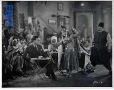 Sexy dancing girl Garden of Allah 1927 VINTAGE Photo