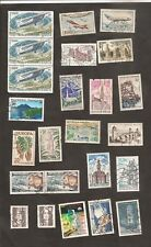France Classic and Modern incl. Air Mail, strip, pair Lot 3