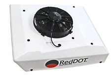 NEW RED DOT 12V SELF CONTAINED ROOFTOP A/C UNIT, 11900BTU COOL #E-6100-0-12P