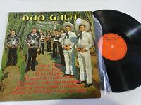"Duo Gala exitos Zurück Olymp 1976 VG/VG LP vinyl Vinyl 12 """
