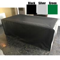 Snooker Table Cover Full Drop Waterproof Prevent Snow Rain Dust 190*125*80cm