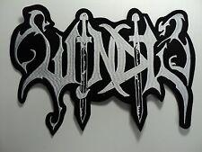 WINDIR  EMBROIDERED BACK PATCH