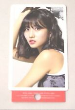TWICE Japan 1st Album BDZ - Official Photo Card/Photocard MOMO (Punched)