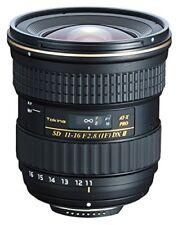 Objectifs grands angles Tokina AT-X Pro pour appareil photo et caméscope Nikon F