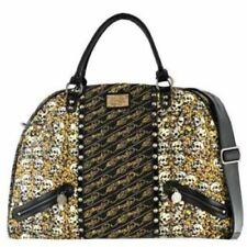 Authentic Ed Hardy Christian Audigier Quiana Bag Holdall With Dustbag RRP $250