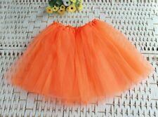 49e850da1f TUTU elastico tul 3 capas para niña bebe distintas COLORES falda disfraz  ballet