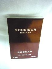 new monsieur rochas 20 x 1.7ml = 34ml