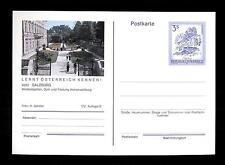 AUSTRIA - Cart. Post. - 1981 - 3 S - 5020 Salzburg - 172. Auflage/7